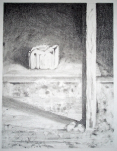 Attic drawing I_ detail